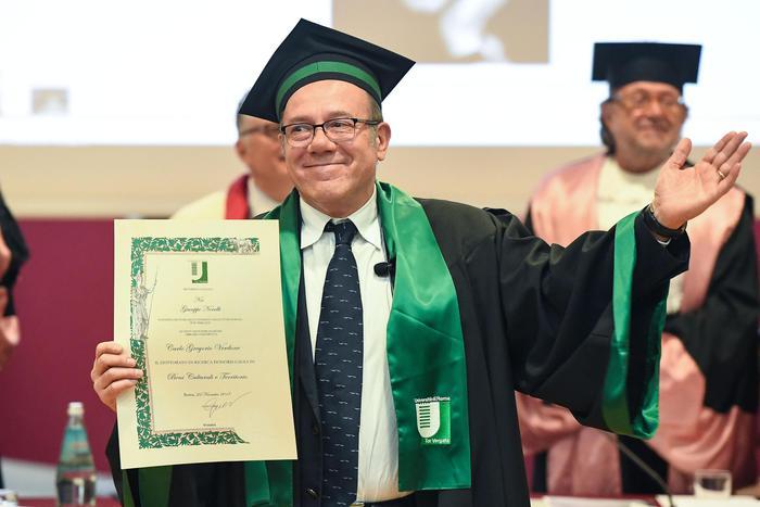 Carlo Verdone farmacista