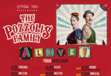 THE POZZOLIS FAMILY in Tour
