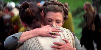 Star Wars: confermato rumor su Rey e Leia
