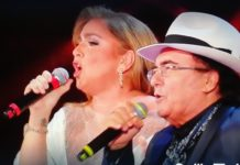 Al Bano e Romina Power a Sanremo