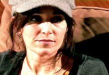 La cantante Elisabetta Imelio