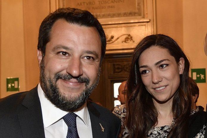 Salvini e Francesca Verdini si sono lasciati?