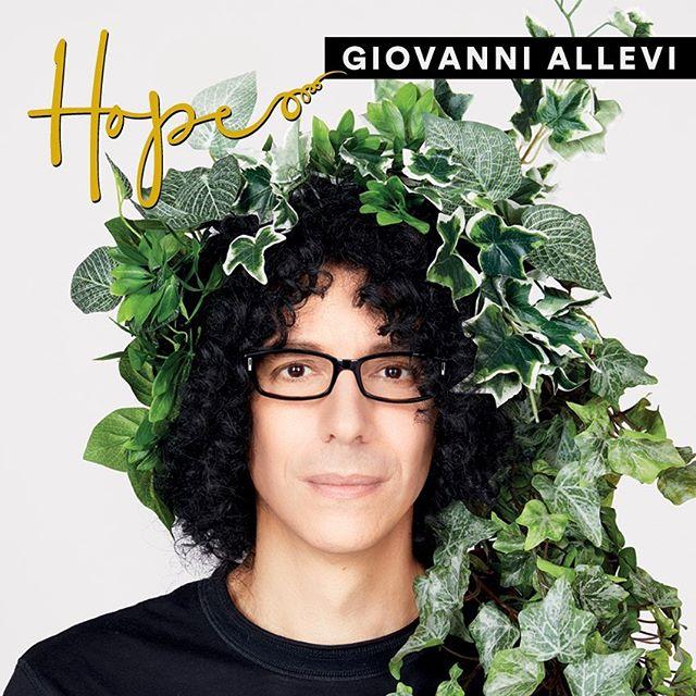 HOPE IL NUOVO ALBUM DI GIOVANNI ALLEVI