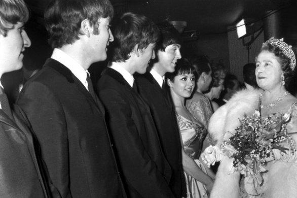 Beatles: membri dell'Impero Britannico nel 1965