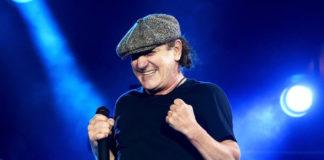 AC/DC: Brian Johnson torna in tour