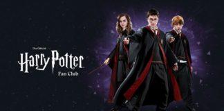 Harry Potter: nasce il club ufficiale per i fan
