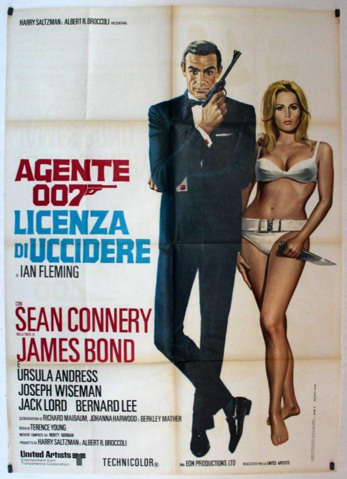 primo agente 007