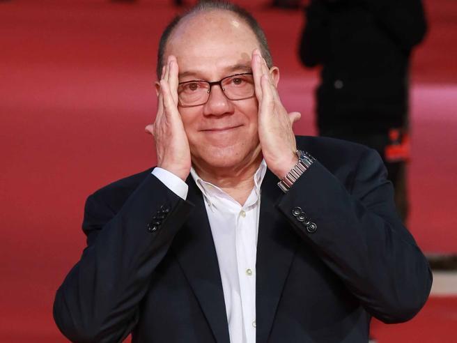 Carlo verdone, attore e regista italiano