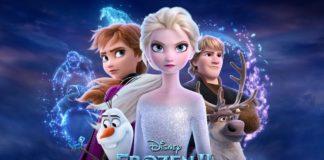 Frozen II : rilasciati i poster del nuovo film