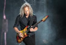 Kirk Hammett compie oggi 57 anni!