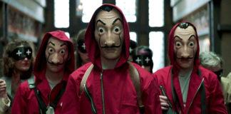 La Casa di Carta: confermati spin off e quinta stagione