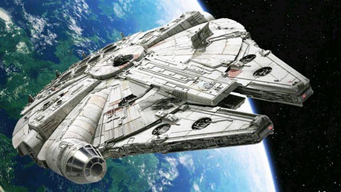 Star Wars: il Millennium Falcon potrebbe essere in pericolo