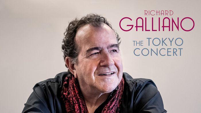 Richard Galliano in concerto al Circolo della Musica di Rivoli