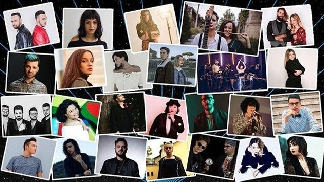 Sanremo Giovani: i brani dei semifinalisti