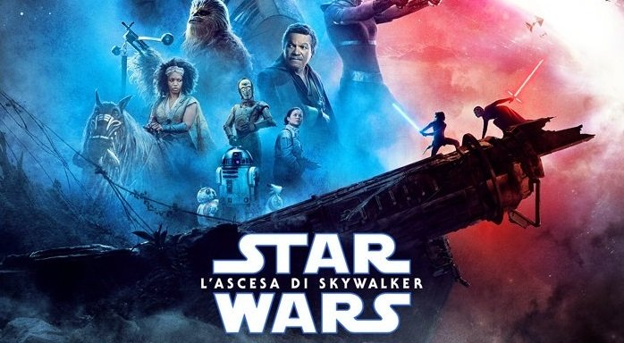 "Risultato immagini per Star Wars l'ascesa di Skywalker"""