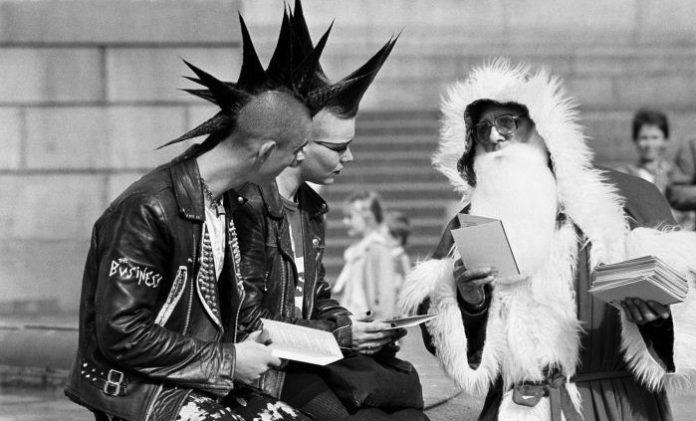 Natale Punk