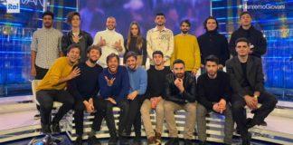 finalisti di Sanremo Giovani