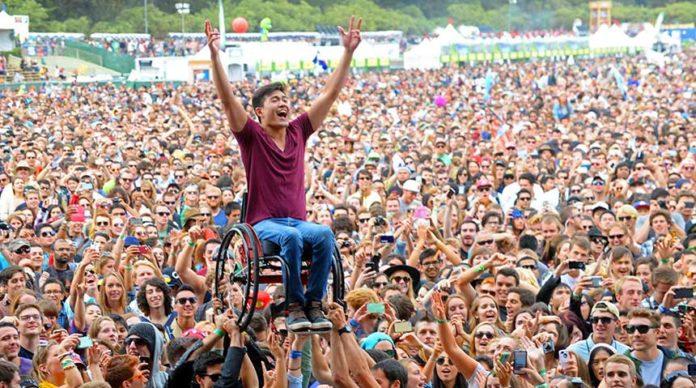 Accessibilità ai concerti e agli eventi live