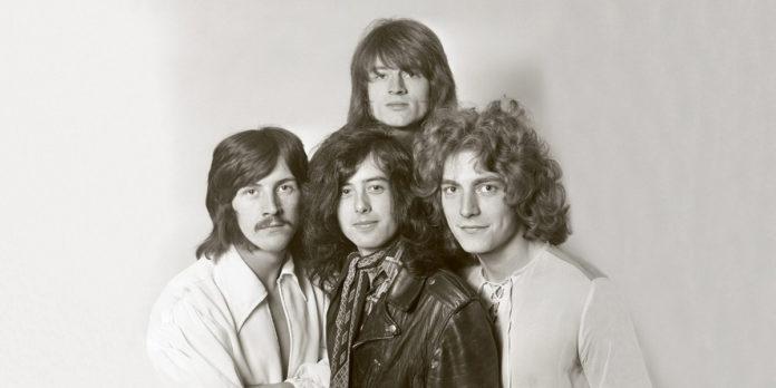 I Led Zeppelin si scioglievano 39 anni fa