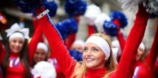 Rome Parade spettacolo lunedì 1 gennaio 2020