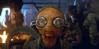 Star Wars: un primo sguardo a Maz Kanata