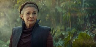 Star Wars: cameo postumo di Carrie Fischer