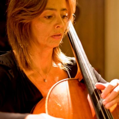 CLAUDIA RAVETTO, violoncellista