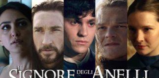 Amazon rivela il cast de Il Signore Degli Anelli