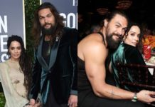 Golden Globes: perché Jason Momoa era in canottiera?