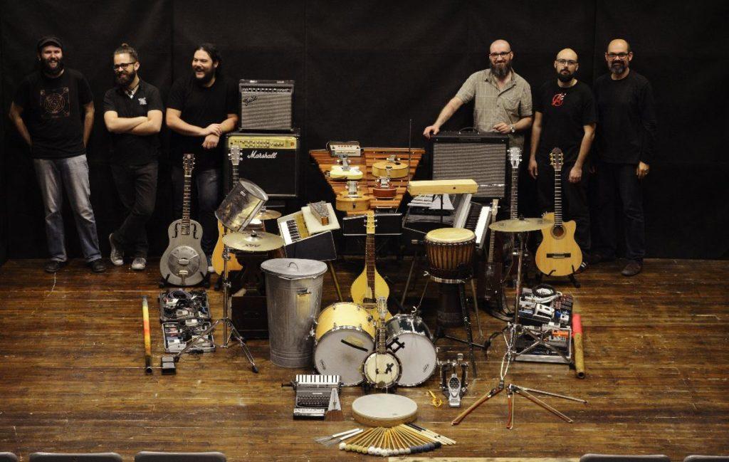LASTANZADIGRETA, band musicale torinese