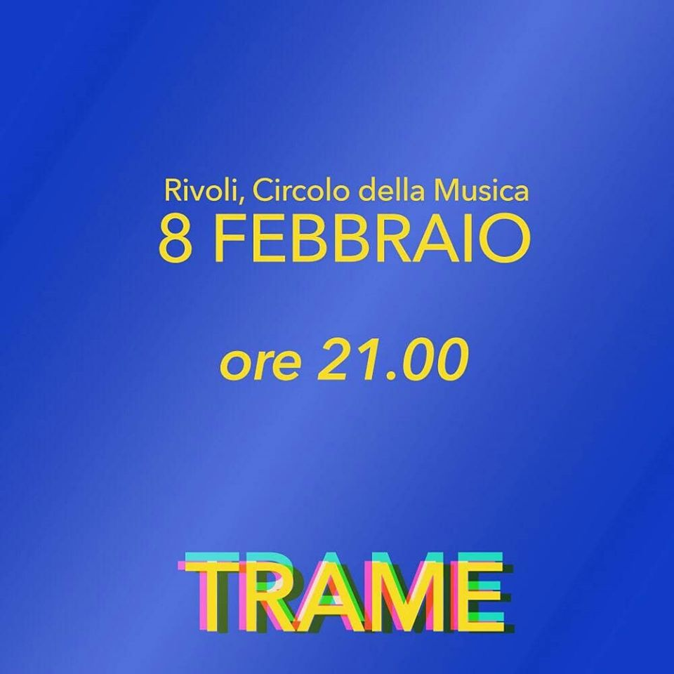 ARCHEIA, CIRCOLO DELLA MUSICA  RIVOLI 8 FEBBRAIO 2020
