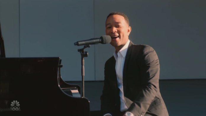 John Legend: ospite straordinario nella serie tv
