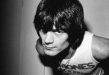 Il bassista Dee Dee Ramone