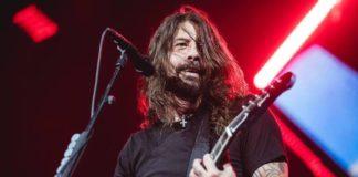 Dave Grohl: la playlist per la quarantena