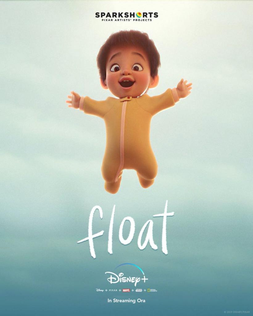 FLOAT in streaming su Disney+ il 2 aprile 2020 - articolo di Loredana Carena -
