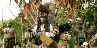 Pirati dei Caraibi - la maledizione del forziere fantasma