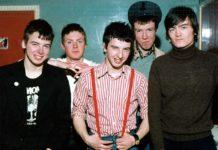 La band The Undertones