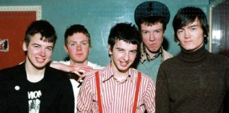 La band The Undertones