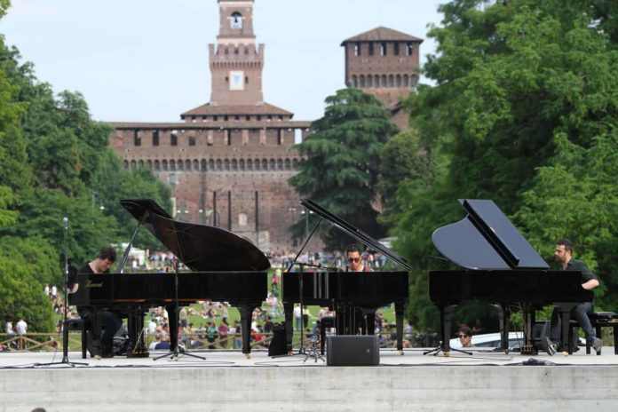 Piano City Milano 2020 in streaming