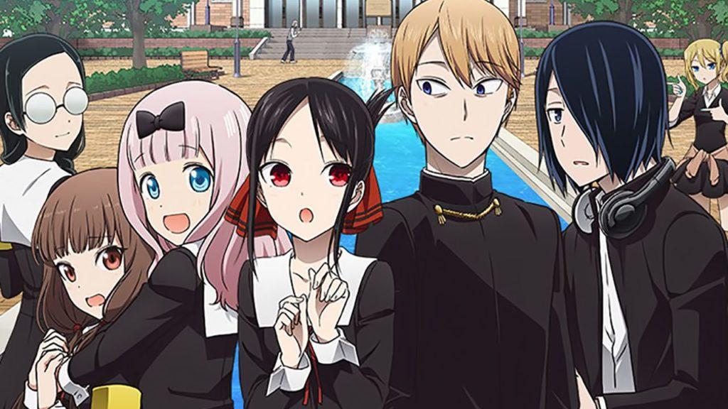 Kaguya-sama: Love is War, il consiglio studentesco al completo, Oriente a ruota libera