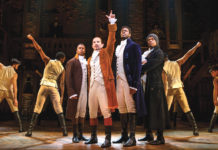 "Disney: il film ""Hamilton"" arriva su Disney+"