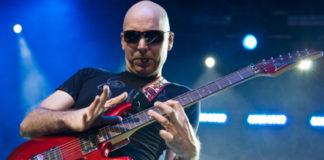 Joe Satriani: le nuove date dei concerti nel 2021