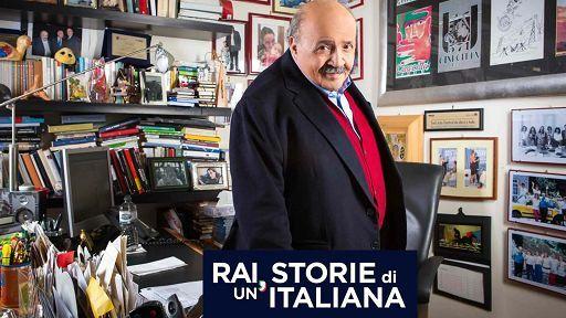 Rai storie di un'italiana - maurizio costanzo torna a rai 2