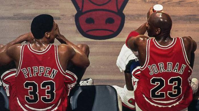 The Last Dance con Michael Jordan