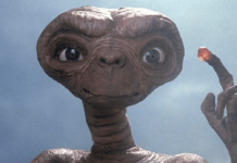 4 cose di E.T. l'Extra-Terrestre