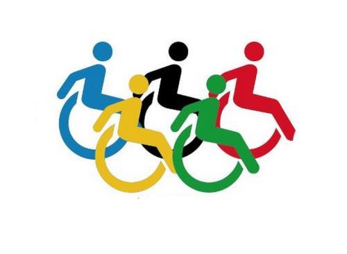 Logo paraolimpiadi