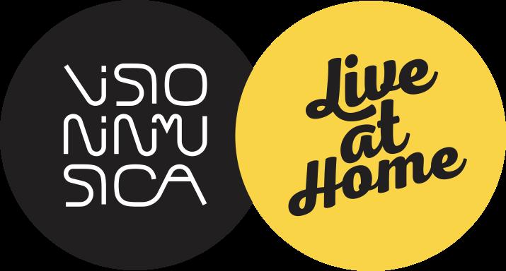 Live At Home - Visionmusica - Concerto di Federico Mondelci e Paolo Biondi
