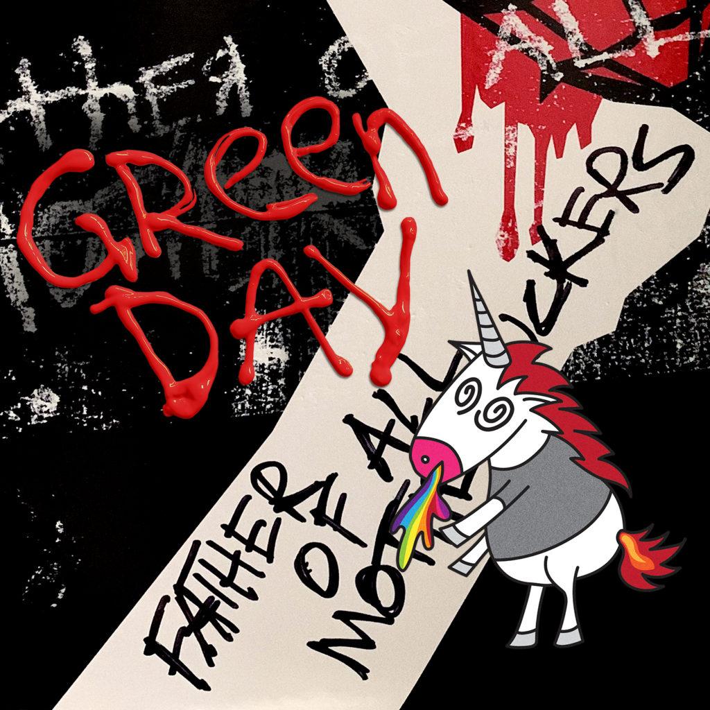 THE HELLA MEGA TOUR Green Day