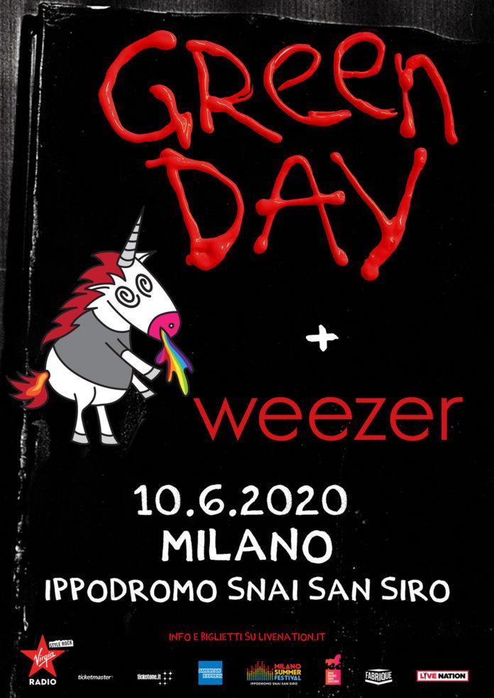 green day the hella mega tour
