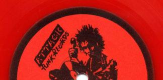 Logo Attack Punk Records